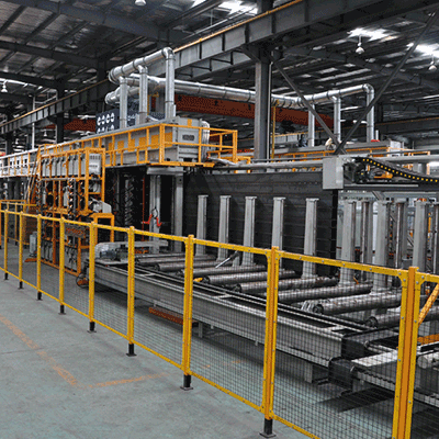 智能、环保全自动一体化集成型钢生产线